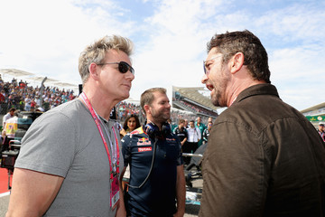 Gordon Ramsey F1 Grand Prix of USA