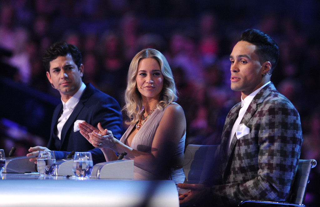 Got To Dance Uk Judges Dating