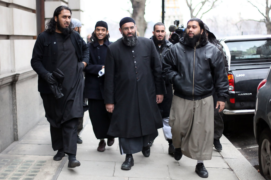Anjem Choudary Photos Photos Government Set To Ban
