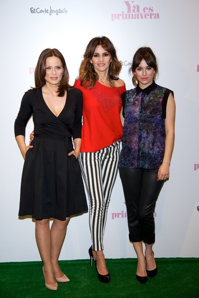 El Corte Ingles Spring Campaign Launching 2013