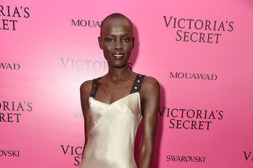 Grace Bol 2017 Victoria's Secret Fashion Show In Shanghai - After Party