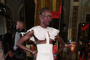 Grace Bol Harper's BAZAAR Celebrates 'ICONS' By Carine Roitfeld At The Plaza Hotel