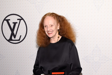 Grace Coddington Louis Vuitton Monogram Celebration