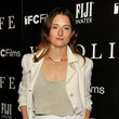 Grace Gummer FIJI Water At The 'Wildlife' Los Angeles Premiere
