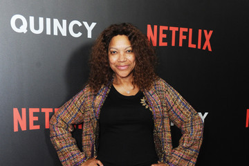 Grace Hightower Netflix's 'Quincy' New York Special Screening