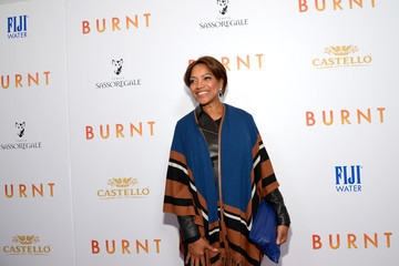 Grace Hightower The New York Premiere of 'Burnt'