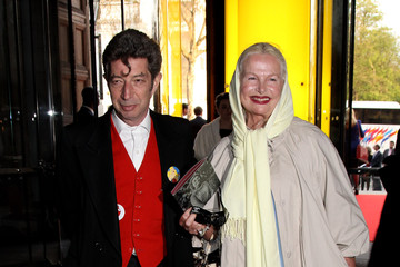 Jibby Beane Duggie Fields Grace Kelly: Style Icon - Private View Arrivals