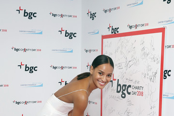 Gracie Carvalho Annual Charity Day Hosted By Cantor Fitzgerald, BGC and GFI - BGC Office - Arrivals