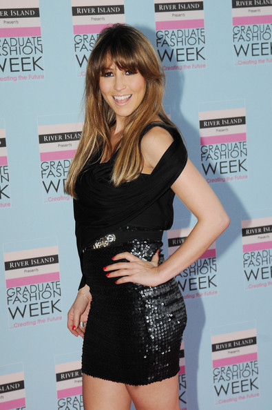 Rachel Stevens attends the Graduate Fashion Week Gala Show at Earls Court on June 9, 2010 in London, England.