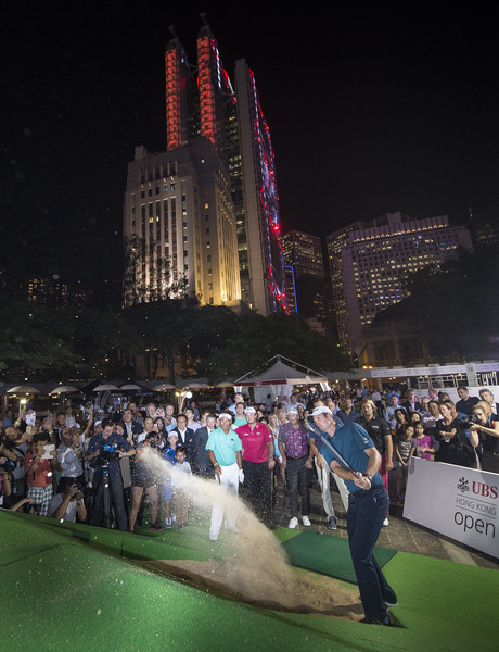 UBS Hong Kong Open - Day Two