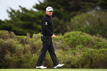 Graeme McDowell AT&T Pebble Beach Pro-Am - Round Two