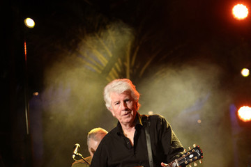 Graham Nash 2016 NAMM Show Opening Day: Graham Nash, St. Vincent, Jake Shimabukuro, Billy Corgan