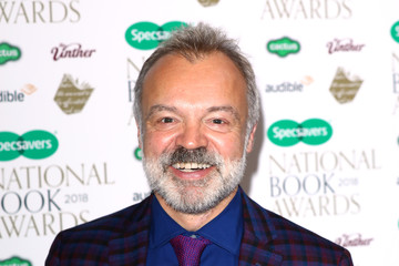 Graham Norton National Book Awards - Red Carpet Arrivals