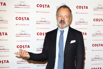 Graham Norton Costa Book of the Year Award 2016