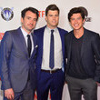 Graham Philips Guests Attend the 'Staten Island Summer' New York Premiere
