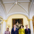 Grand Duke Henri King And Queen Of The Netherlands Visit Luxembourg: Day One
