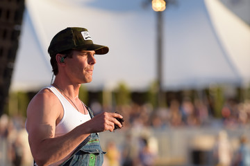 Granger Smith 2018 Stagecoach California's Country Music Festival - Day 2