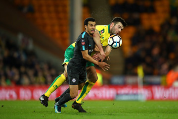 Grant Hanley Norwich City v Chelsea - The Emirates FA Cup Third Round