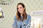 Influencer Louise Roe attends Gray Malin x Laduree event at Laduree Beverly Hills on June 8, 2017 in Beverly Hills, California.