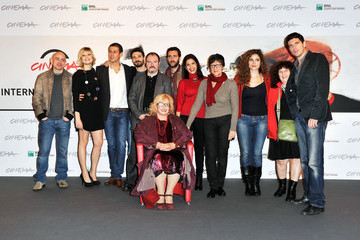 Grazia Volpi 'L'Isola Dell'Angelo Caduto' Photocall - The 7th Rome Film Festival