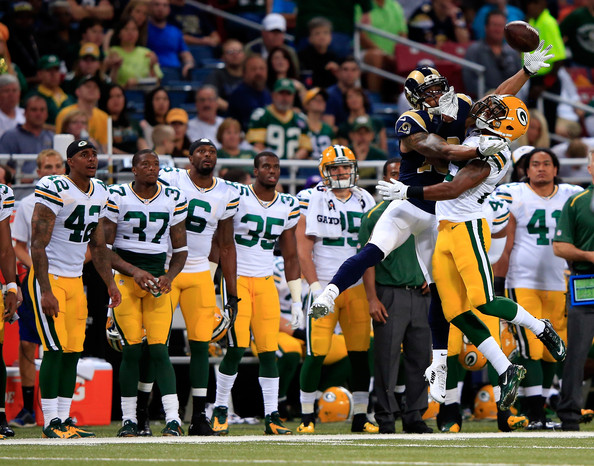 Green Bay Packers v st Louis