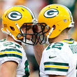 Aaron Rodgers and Jordy Nelson Photos