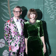 Anna Wintour and Hamish Bowles Photos
