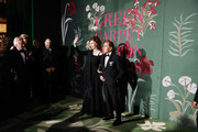 Sophia Loren and Valentino Garavani attend the Green Carpet Fashion Awards during the Milan Fashion Week Spring/Summer 2020 on September 22, 2019 in Milan, Italy.
