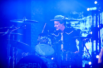 "Green Day CBS's ""The Late Show with Stephen Colbert"" - Season Two"