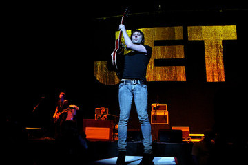 Nic Cester Green Day Play Sydney