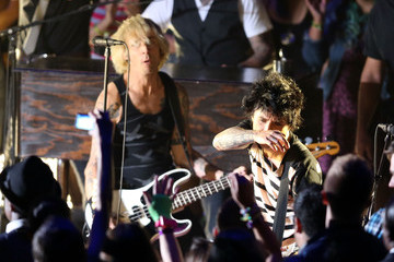 Green Day 2012 MTV Video Music Awards - Show
