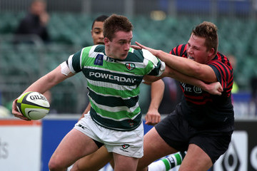 Greg Brown The U18 Academy Finals Day - Rugby Union