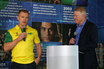 Greg Clark Farewell For Australian Rugby World Cup Sevens Squads
