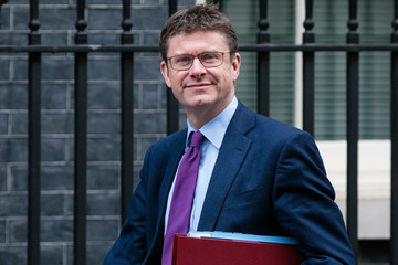 Greg Clark Theresa May Hosts EU Business Leaders for Brexit Talks