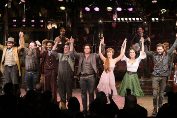 Greg Hildreth 'The Robber Bridegroom' Off-Broadway Opening Night