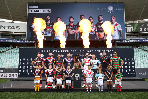 2018 NRL Finals Launch