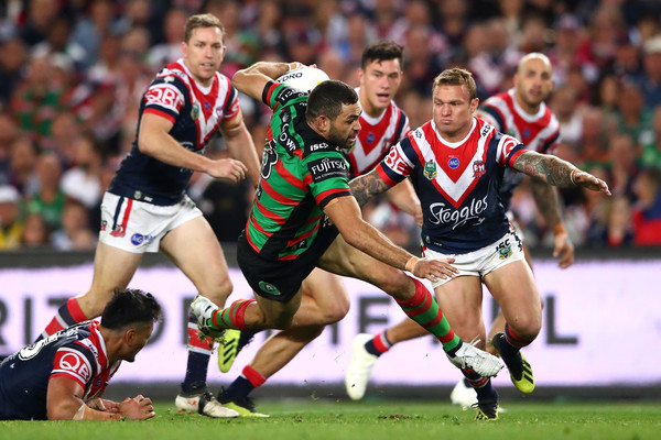 NRL Preliminary Final - Roosters v Rabbitohs