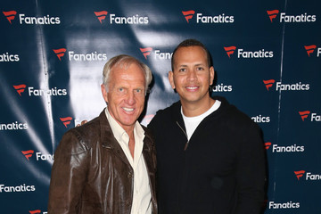 Greg Norman Fanatics Super Bowl Party - Inside