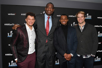 Greg Olsen Verizon Hosts World Premiere Event For 'The Team That Wouldn't Be Here' Documentary