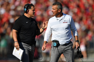 Greg Schiano Indiana vs. Ohio State