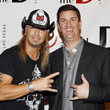 Greg Stevens Bret Michaels Performs At The D Las Vegas To Celebrate Grand Opening