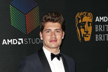 Gregg Sulkin 2017 AMD British Academy Britannia Awards Presented by American Airlines and Jaguar Land Rover - Arrivals