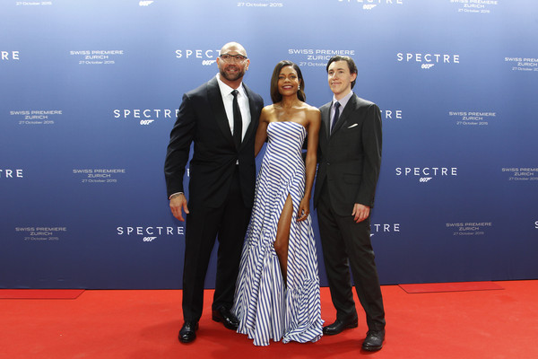 'Spectre' Switzerland Premiere in Zurich