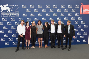 Gregoire Debailly 'Tempete' Photocall - 72nd Venice Film Festival