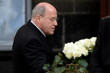 Gregor Gysi Funeral for Guido Westerwelle
