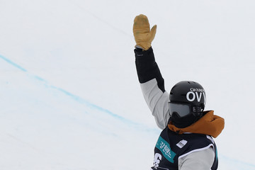 Gregory Bretz FIS Snowboard World Cup 2016/17 - Halfpipe Finals