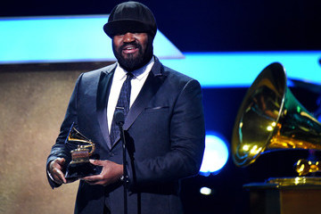 Gregory Porter The 59th GRAMMY Awards - GRAMMY Pre-Telecast