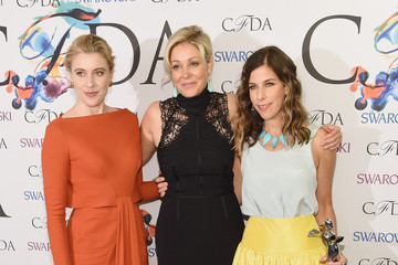 Greta Gerwig CFDA Fashion Awards' Winners Walk
