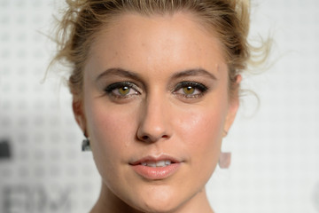 Greta Gerwig Guggenheim International Gala Pre-Party Made Possible By Dior