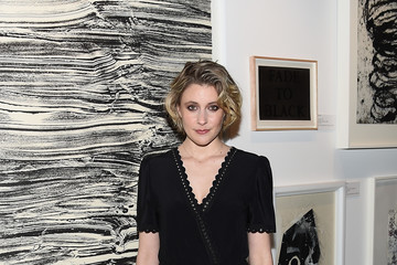 Greta Gerwig The Anthology Film Archives Benefit and Auction